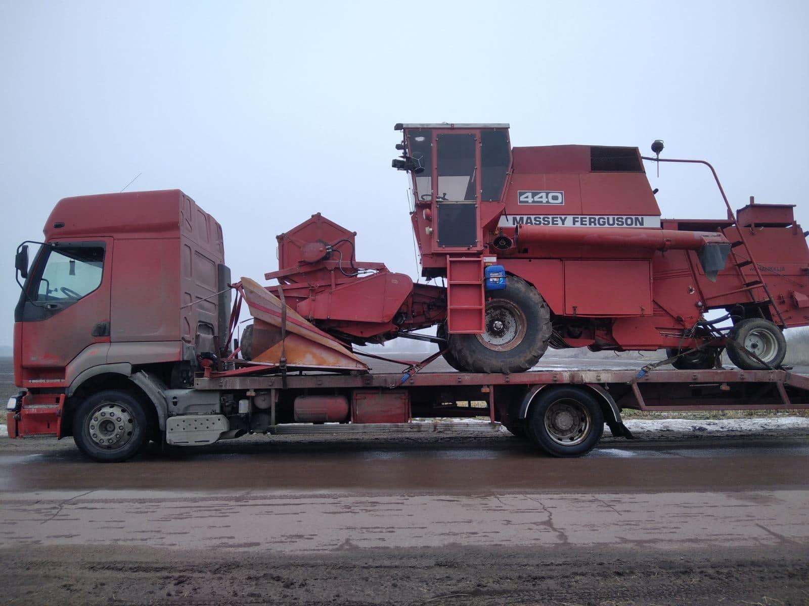 грузовой эвакуатор
