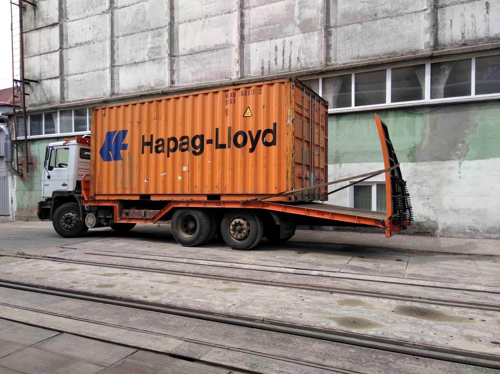 грузовой эвакуатор в Чернигове